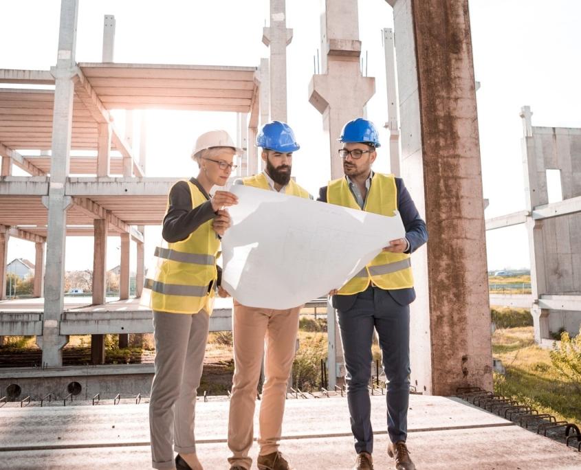 Arkitekter och ingenjörer
