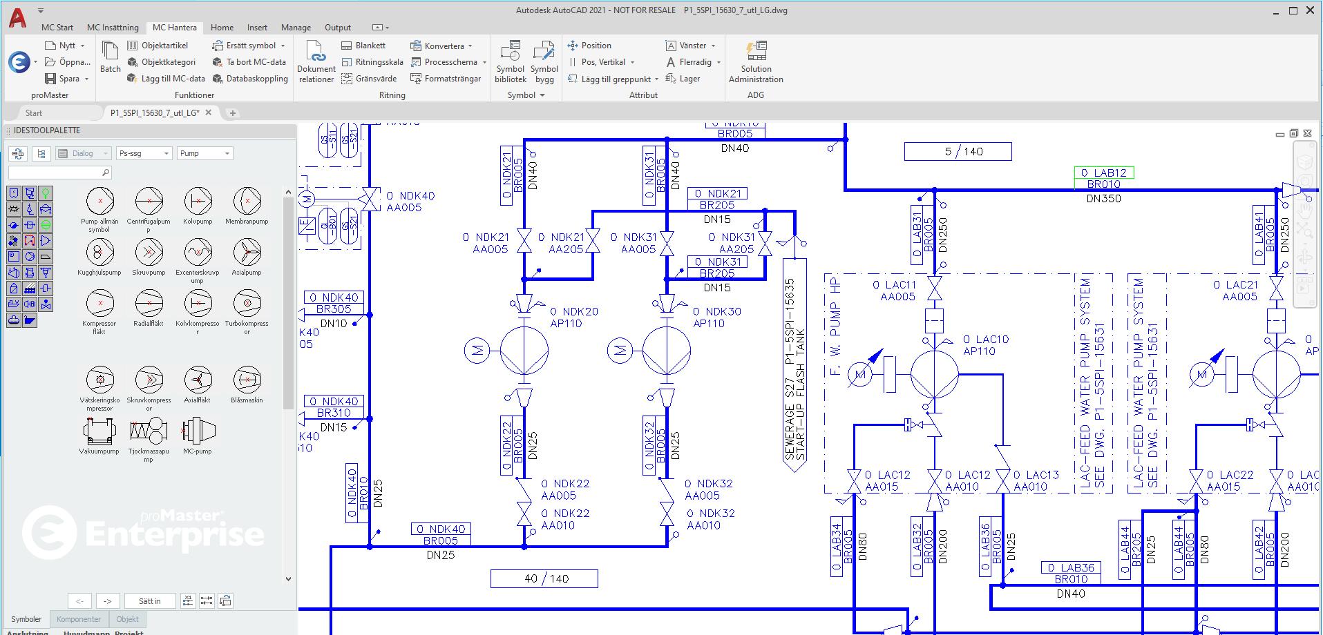 proMaster design enterprise 2021
